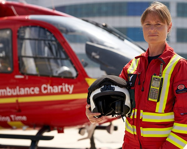 Why does Midlands Air Ambulance Charity need a new facility?
