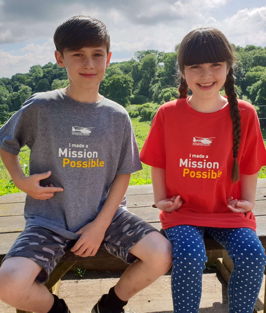 Kids Mission Possible T-Shirt