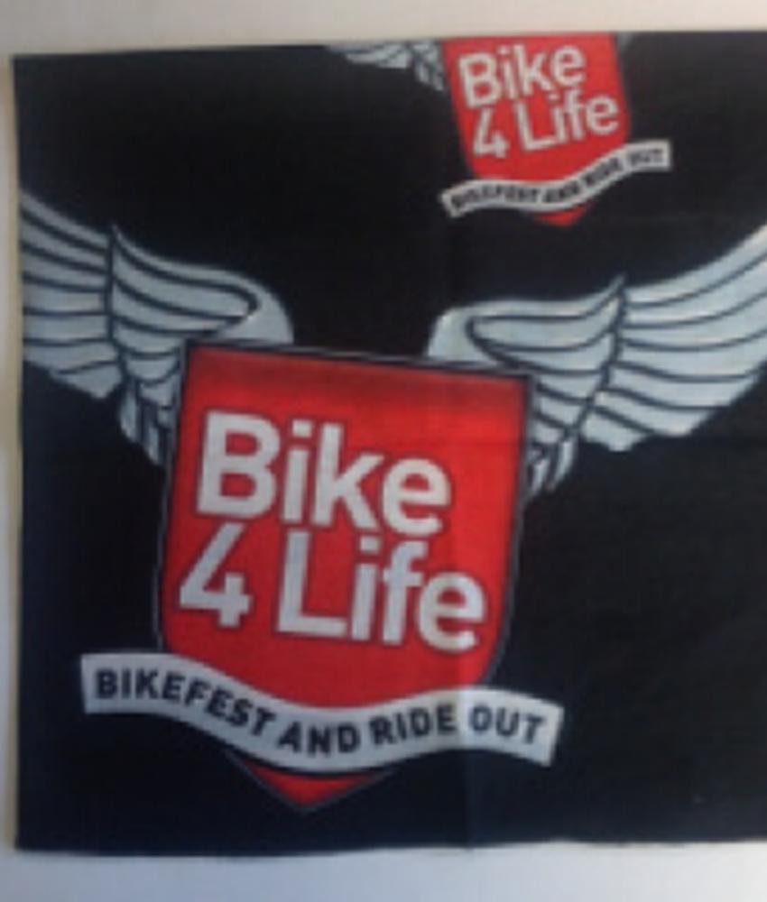 Bike4Life Snood