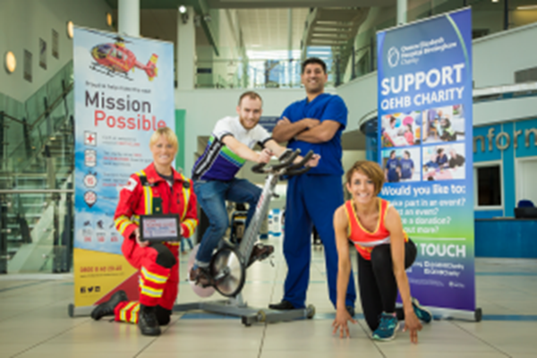 Charities Join Forces to Raise Money