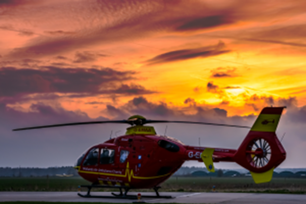 Night-Lit Emergency Helicopter Landing Sites Programme Reaches Phase II