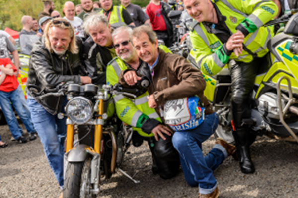 Join VIP Bikers In The Bike4Life Ride Out