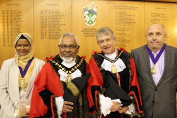 New Sandwell Mayor To Support MAAC