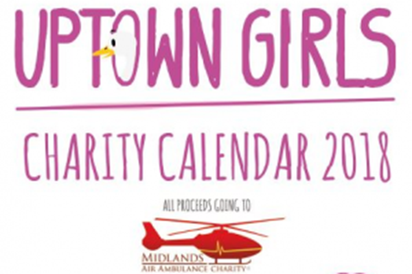 Uptown Calendar Girls