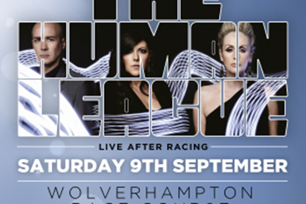 The Human League Live At Wolverhampton Racecourse