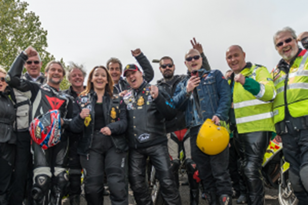Midlands Air Ambulance Charity's Bike4Life Ride Out and Festival Raises £73,000