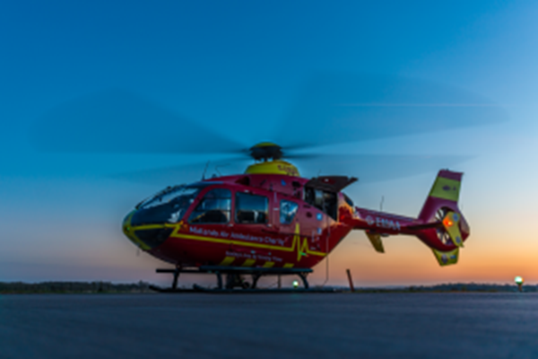 YOUR Midlands Air Ambulance Charity...