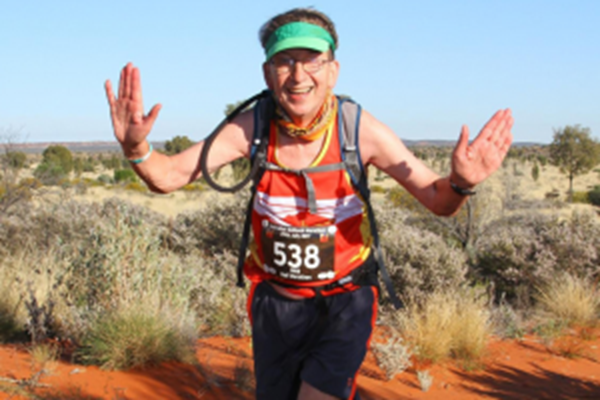 Century Of Marathons For 69-Year-Old Doug