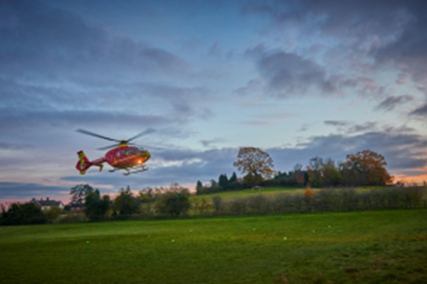 Hereford Is Home To New Night Landing Site