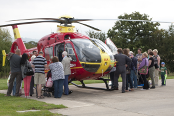 Experience Airbase Tour At Family Fun Day