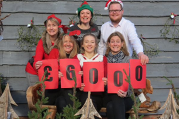 Festive Fundraising Success