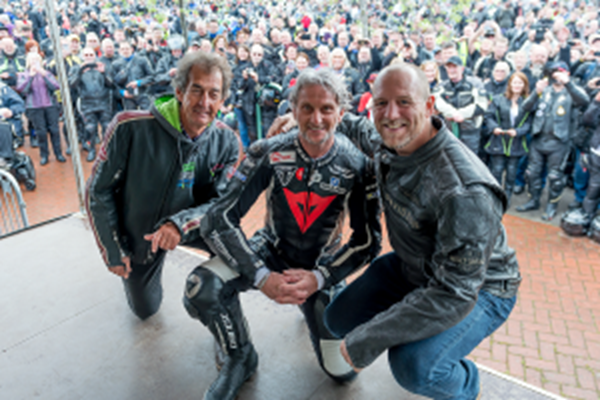 Bike4Life 2018 Raises £87,770 For Midlands Air Ambulance Charity