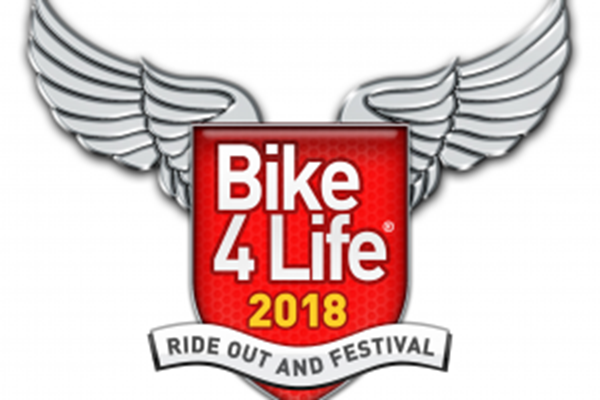 Bike4Life Riders Will Be Flying Free At Festival