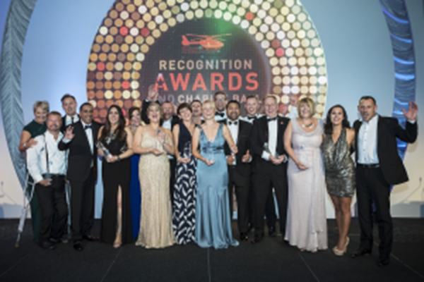 Family Jewellers Make Charity's Recognition Awards A Glittering Affair