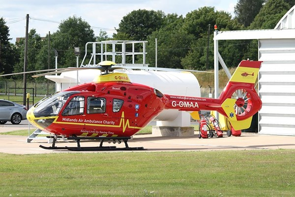 MAAC Open Day Funds Three Lifesaving Missions