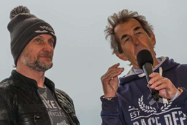 Famous Faces Support Bike4Life