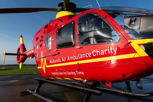 Two injured in Staffordshire RTC