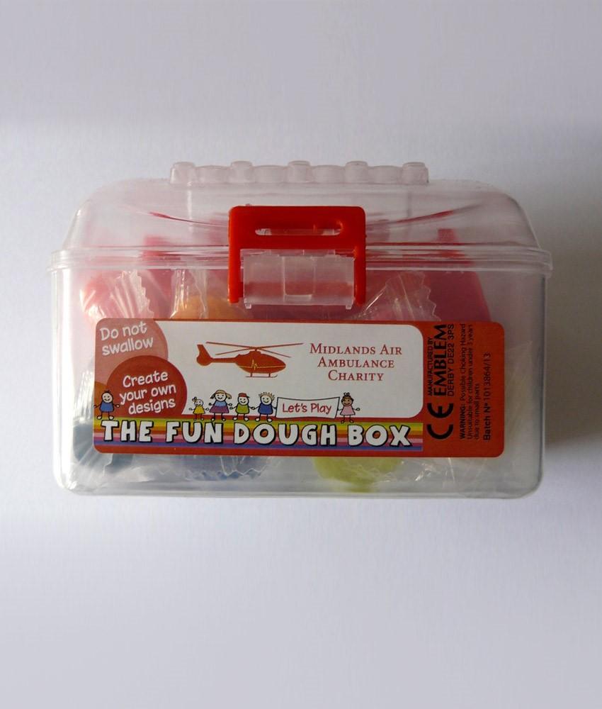 Dough Box