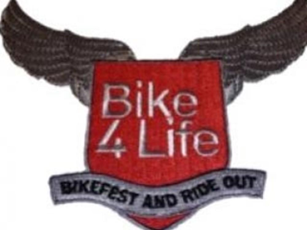 Bike4Life Patch