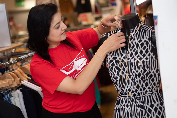 Charity Shop Manager- Newcastle-under-Lyme