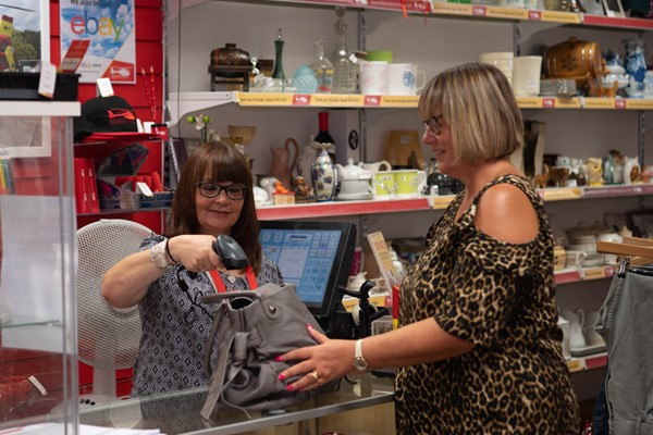 Charity Shop Manager - Newcastle-under-Lyme