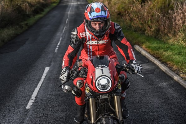 Motorcycling Giant Fuels Excitement For Bike4Life 2019
