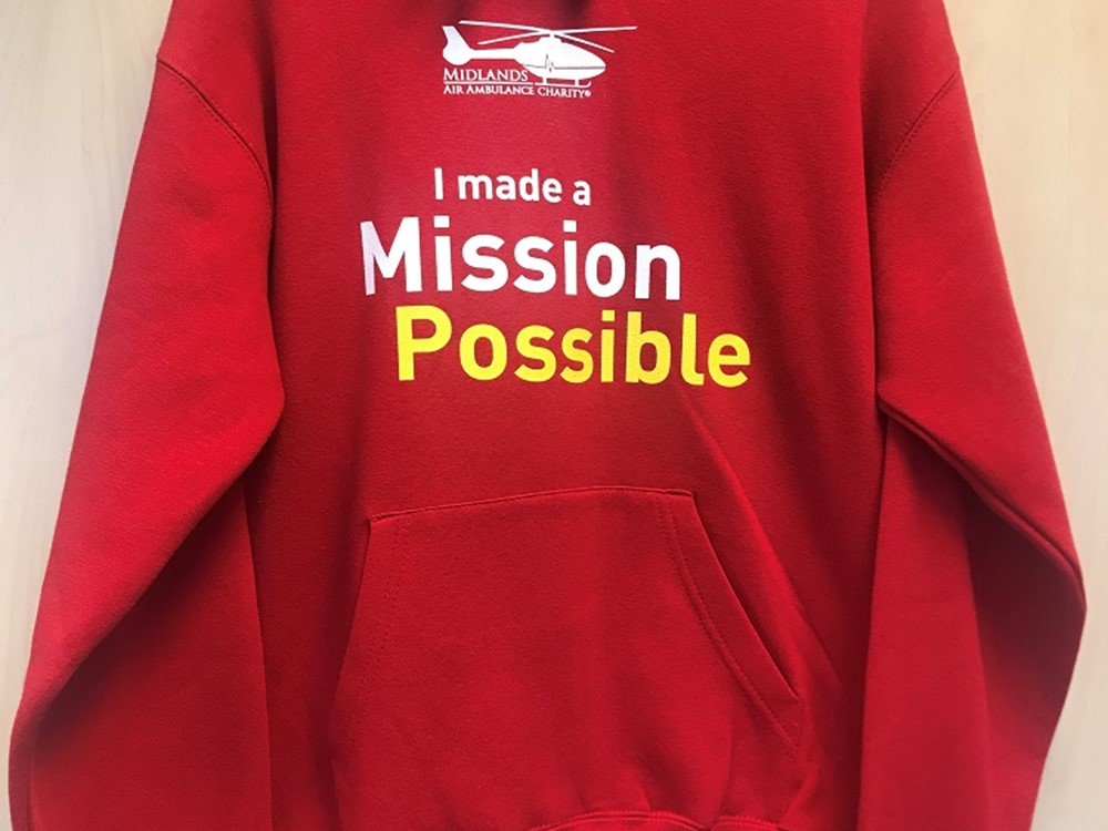 Adults Mission Possible Hoodie