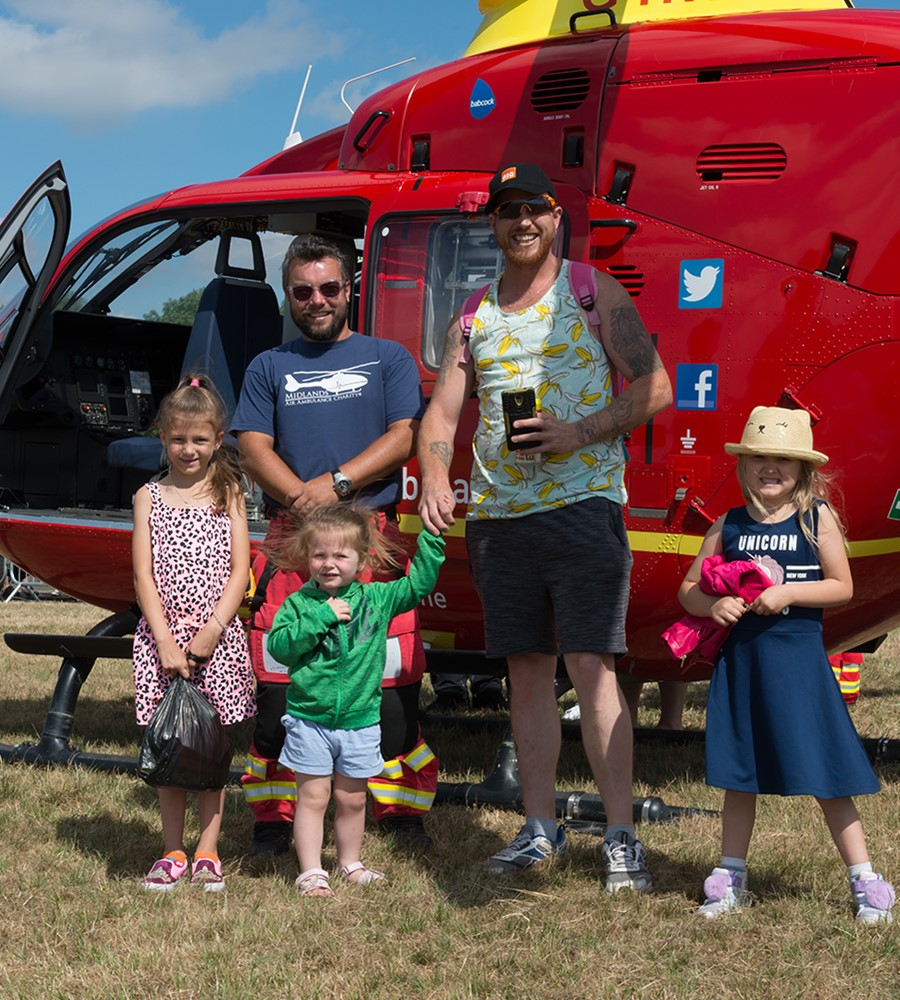 Tatenhill Airbase Open Day