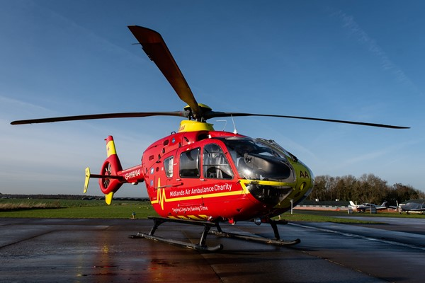 Man fatally injured and three airlifted from RTC