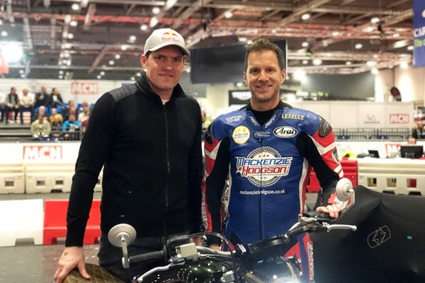Neil Hodgson and Dougie Lampkin Join MAAC's Bike4Life Ride Out