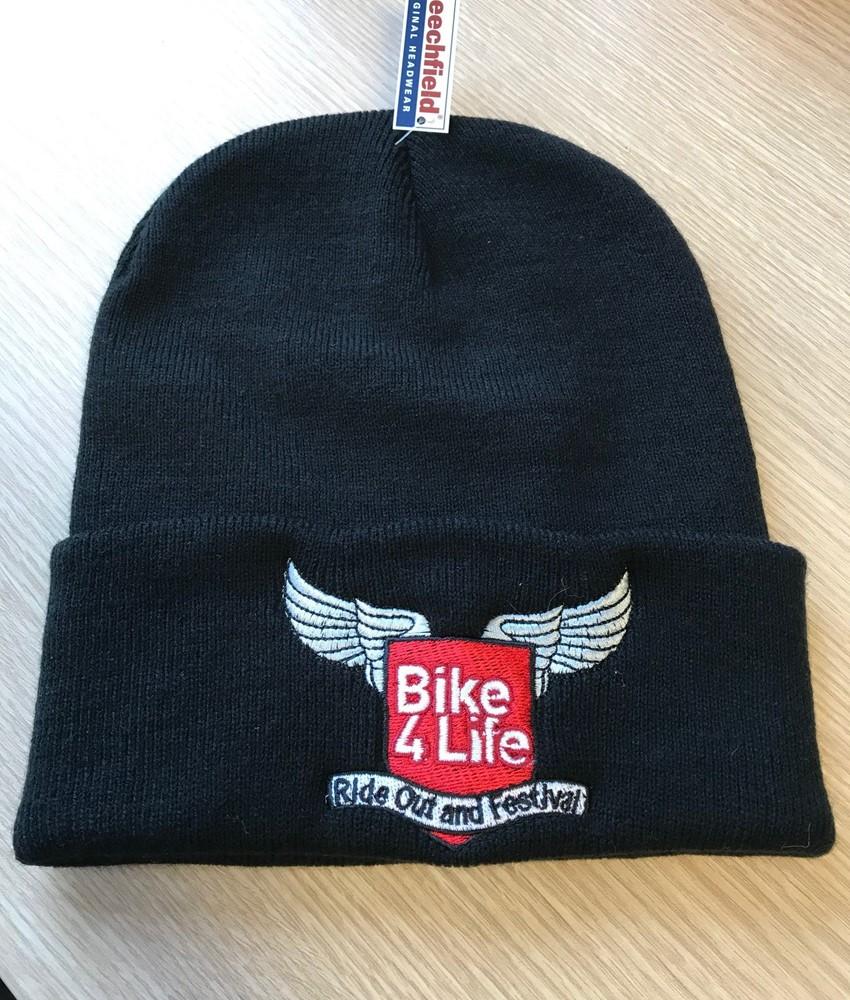 Bike4Life Beanie Hat