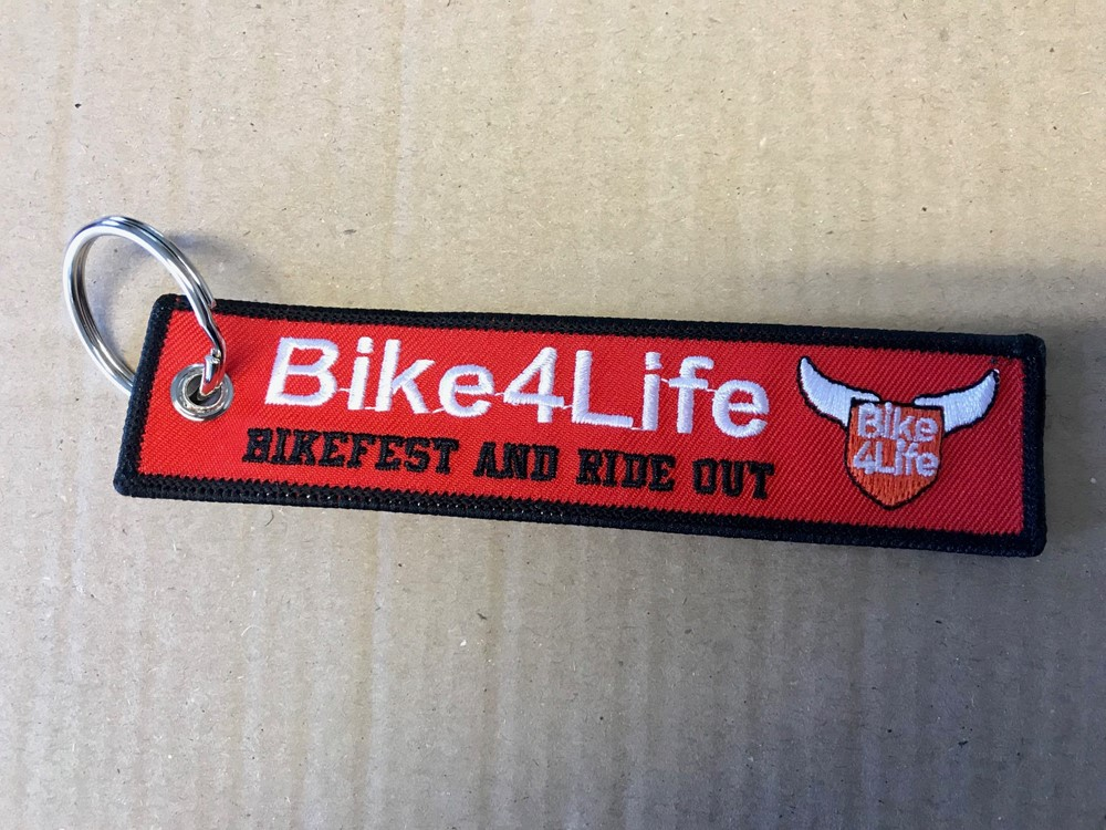 Bike4Life Keyring