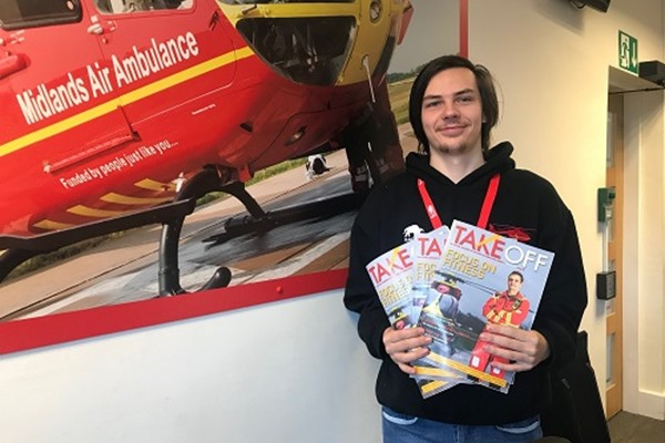 Sign Up For Our Free Take Off Magazine