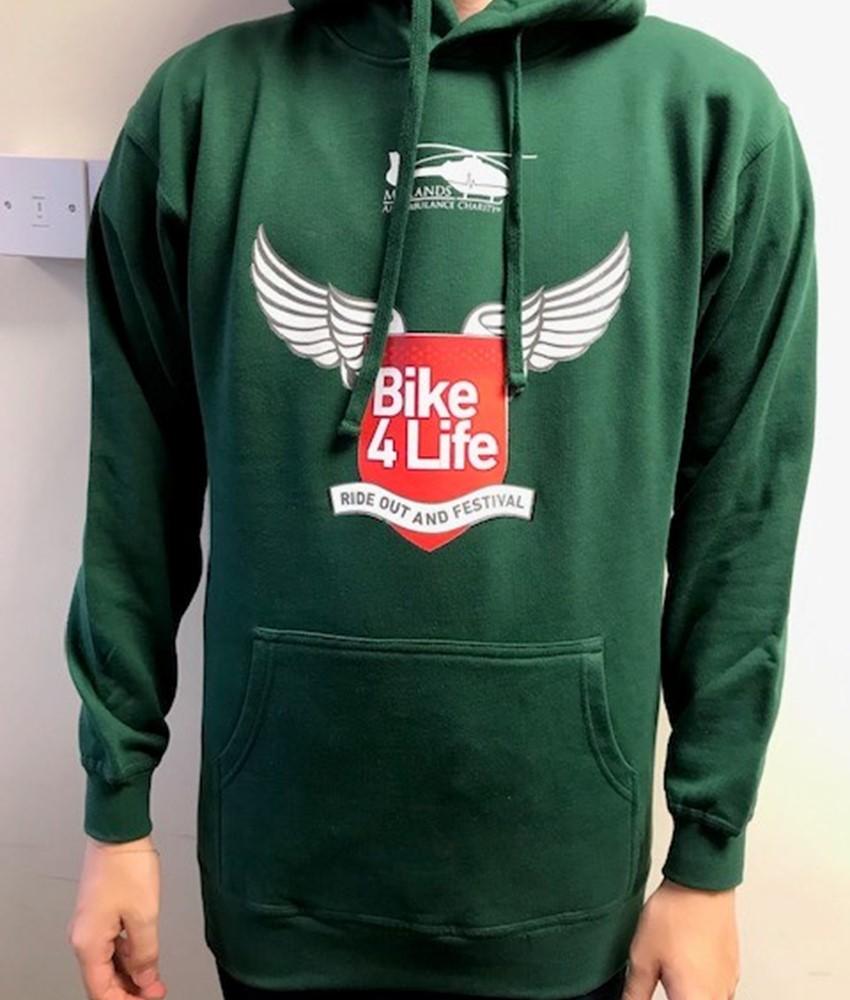 Bike4Life Hoodie