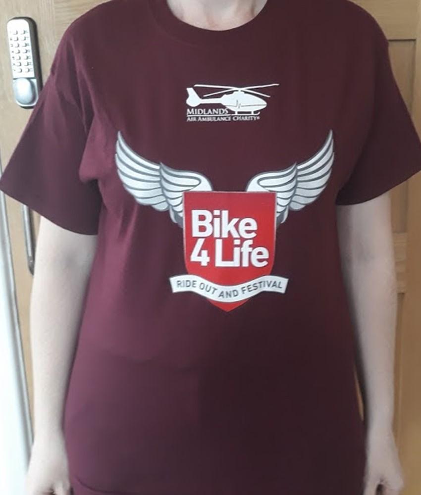 Bike4Life T-Shirt