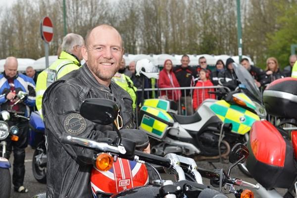 Mike Tindall To Join Bike4Life