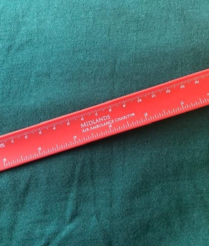 Snap Band Ruler