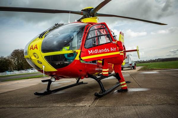 Fatal Crash in Stourport