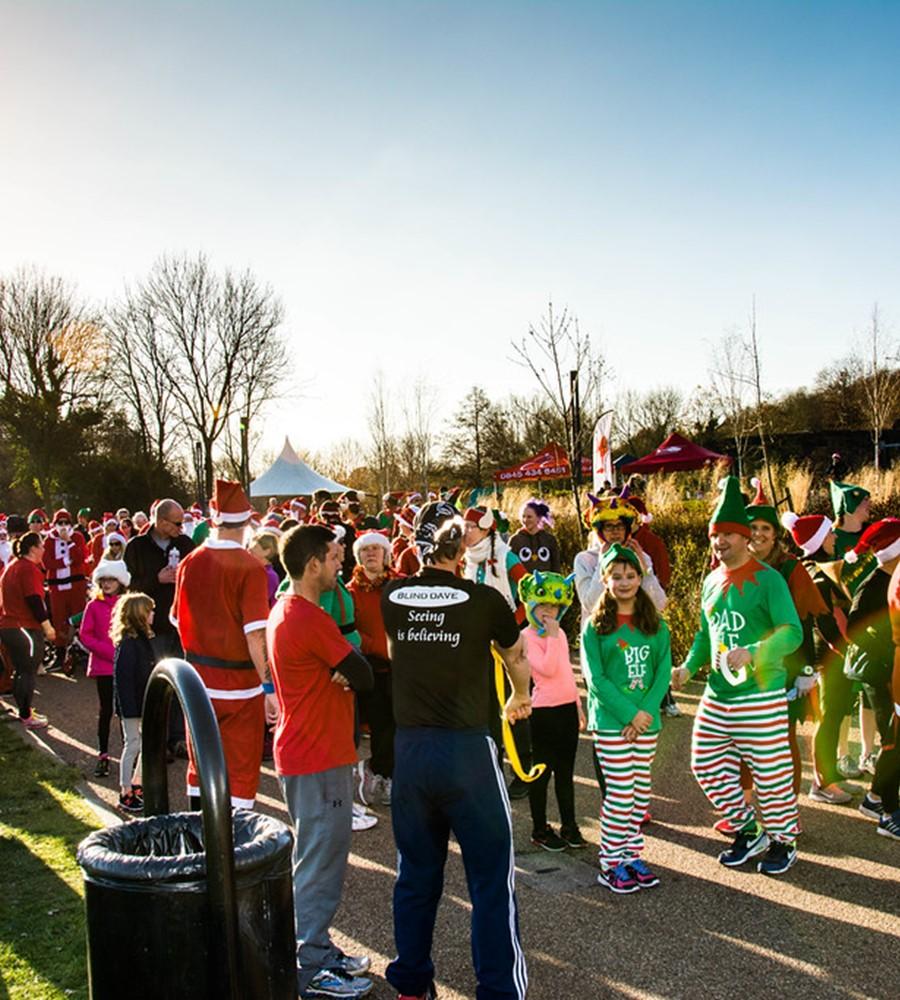 Telford Christmas Run