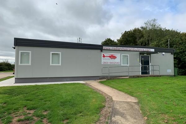 Midlands Air Ambulance Charity Receives Refurbishment