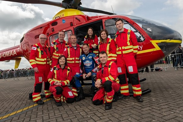 Midlands Air Ambulance Charity's Bike4Life Ride Out Goes Virtual