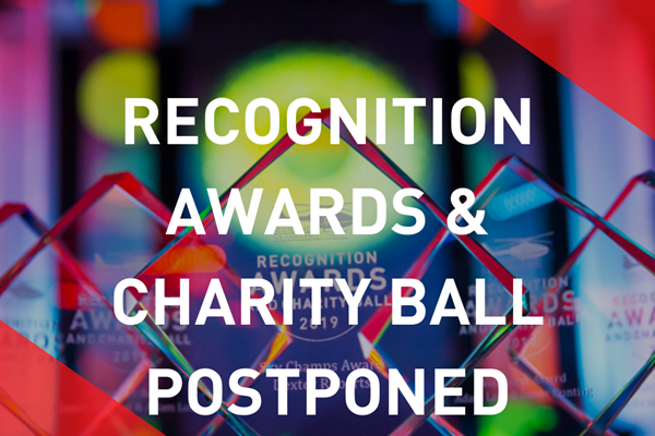 Recognition Awards and Charity Ball 2020