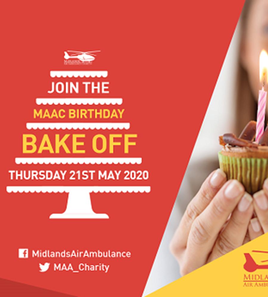 MAAC Birthday Bake Off