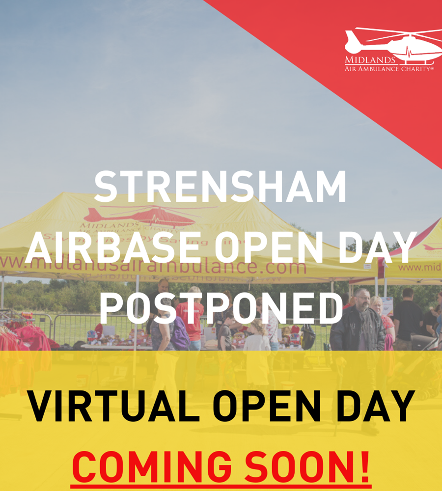 Strensham Virtual Airbase Open Day