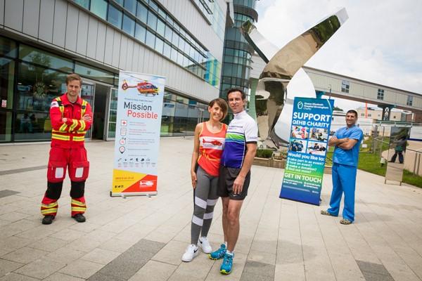 Midlands Charities' Saving Lives Challenge 2.0