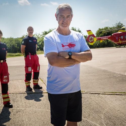 100 Lifesaving Kilometres For Charity