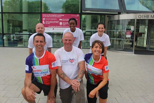 Saving Lives Challenge 2.0 Funds Lifesaving Work Of Midlands Charities