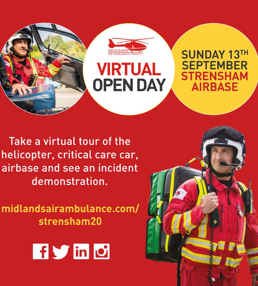 Strensham Virtual Airbase Open Day
