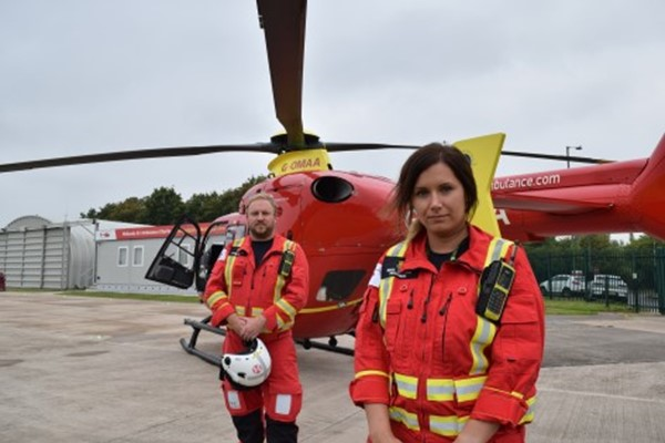 Take Off For Ambulance: Code Red On Channel 5