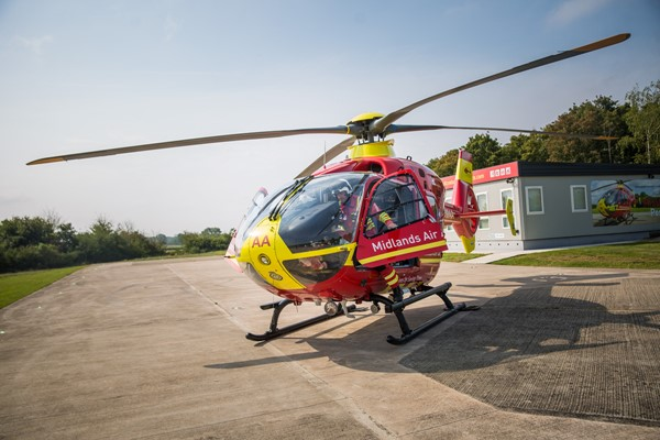 The Three Staffordshire Businesses Making Lifesaving Missions Possible